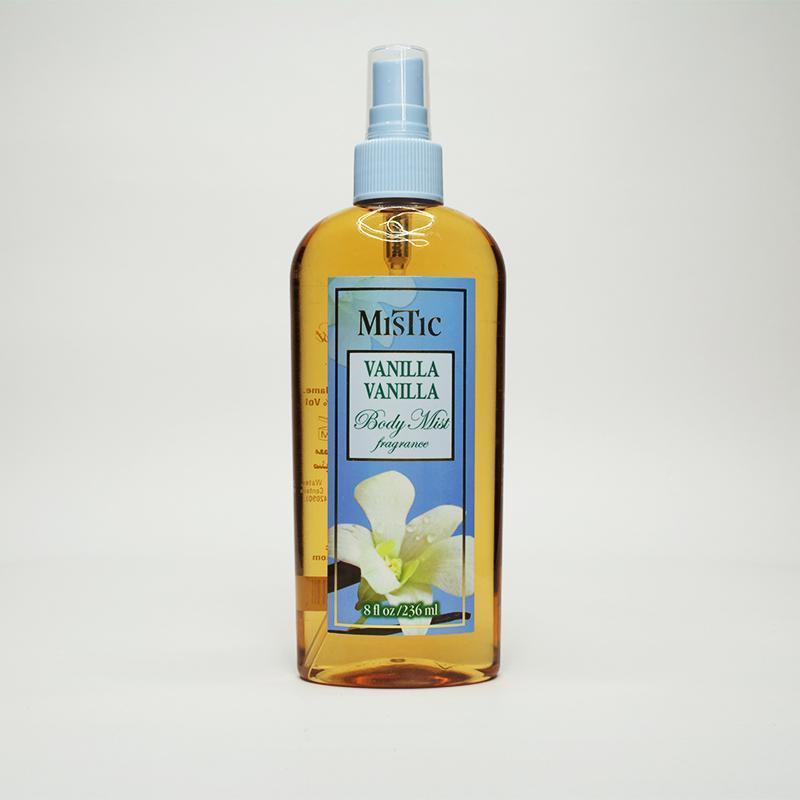Mistic Vanilla Body Mist   For Women  236 ML
