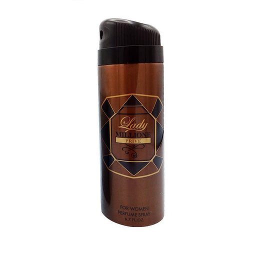 Lady Million Prive Spray For Women  200 ml - O2morny.com