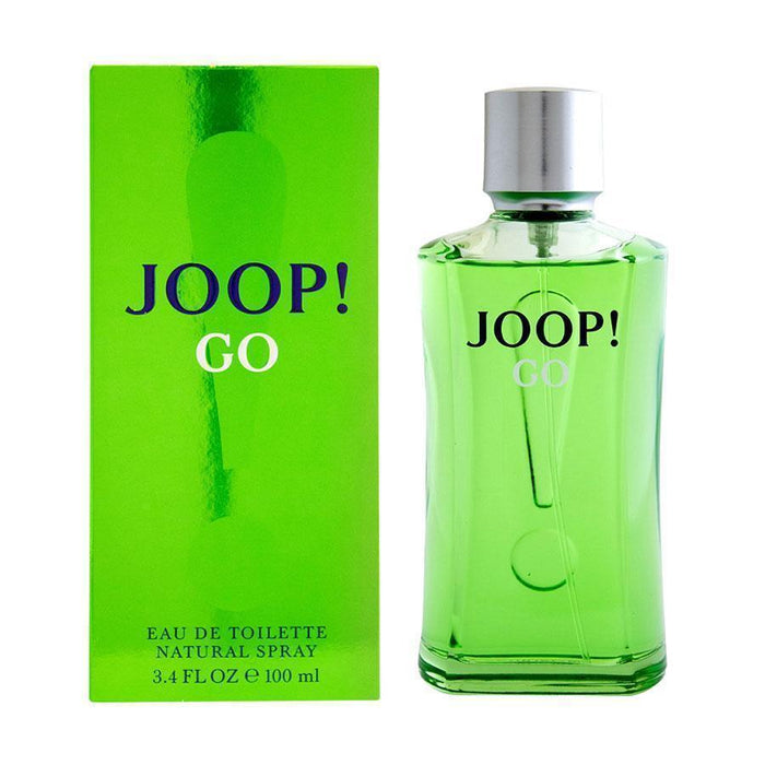 Joop Go Eau De Toilette For Men 100ml - O2morny.com