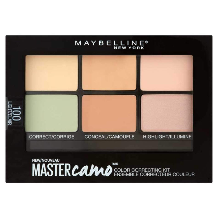 MAYBELLINE MASTER CAMO KIT COLOUR CORRECTING CONCEALER - O2morny.com