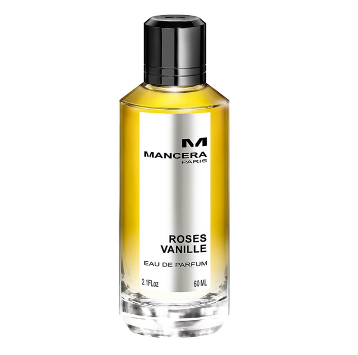 Mancera Roses Vanille For Her Eau De Parfum for Women 120ml