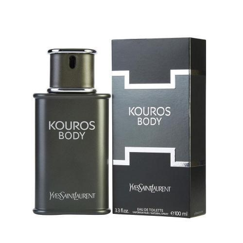 Yves Saint Laurent Body Kouros Eau De Toilette for Men 100ml