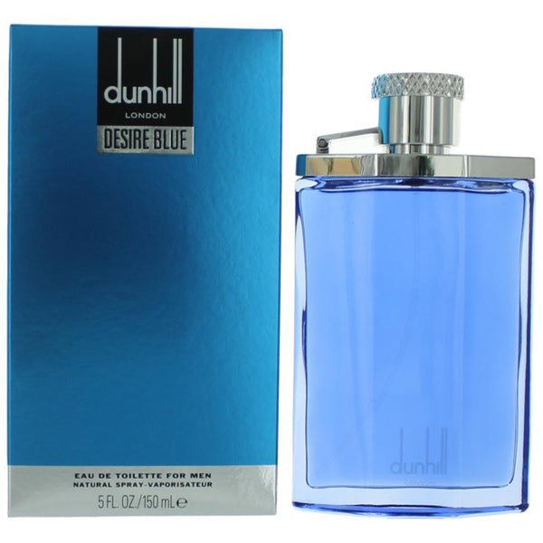 Dunhill Desire Blue Eau De Toilette for Men 150ml - O2morny.com