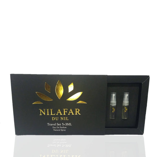Nilafar Du Nil Travel Set Eau De Parfume 10 Psc 3ml