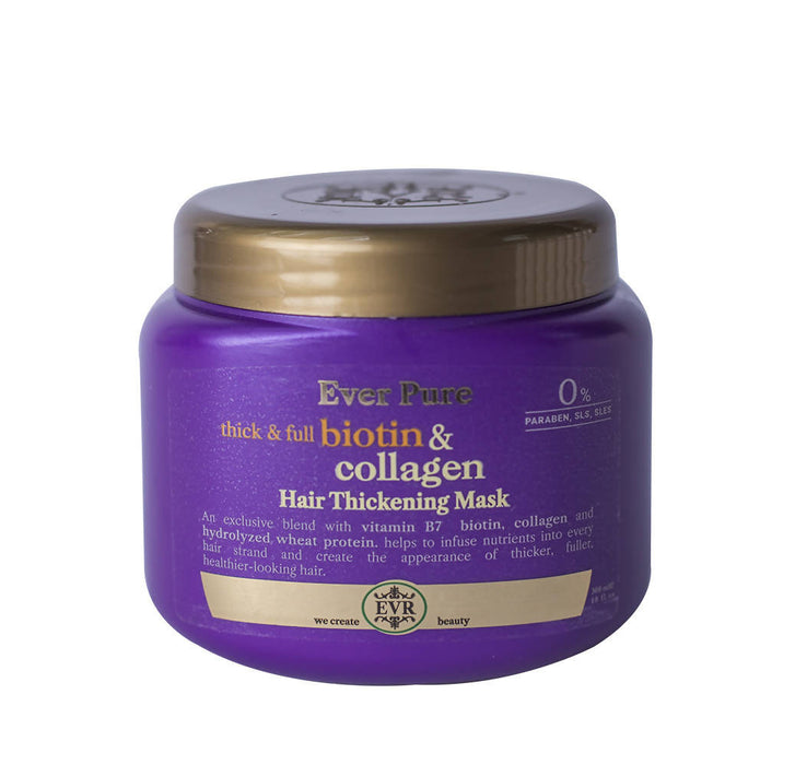 EVER PURE HAIR MUSK WITH BIOTIN AND COLLAGEN