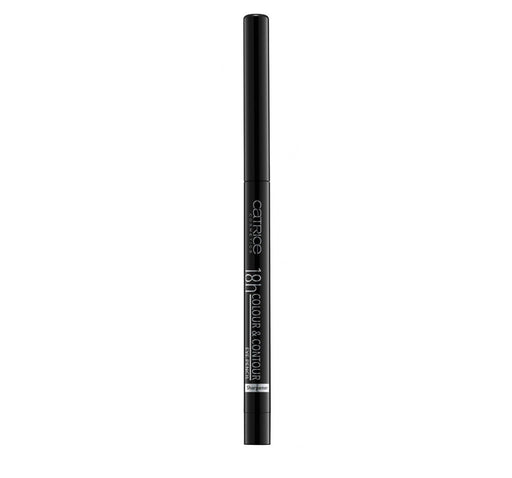 Catrice 18h Colour & Contour Eye Pencil 010 Me, My Black And I 0.3g - O2morny.com