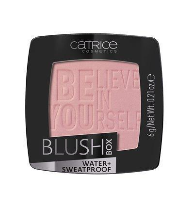 Catrice Blush Box 010 Soft Rose - O2morny.com
