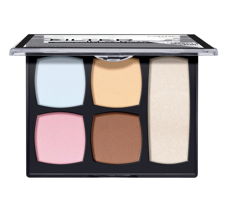 Catrice Filter In A Box Photo Perfect Finishing Palette 010 Camera Ready