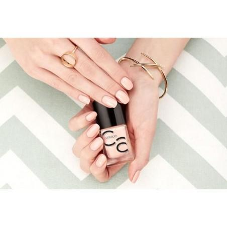 Catrice Iconails Gel Lacquer Nail Polish, 12 Creaming Of You - O2morny.com