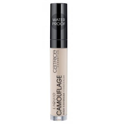 Catrice Liquid Camouflage 005 Light Natural - O2morny.com
