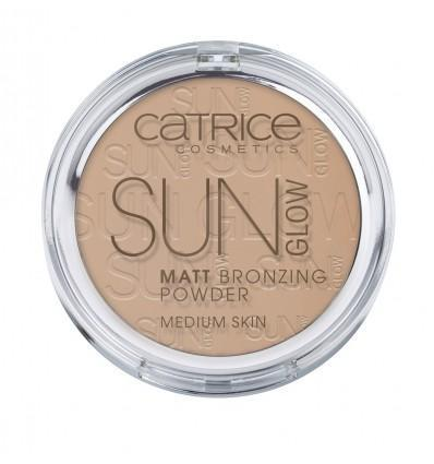 Catrice Sun Glow 030 Medium Bronze - O2morny.com