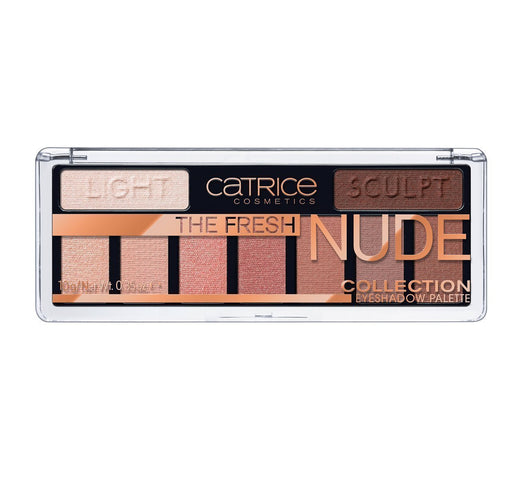 Catrice The Blazing Bronze Collection Eyeshadow Palette 010 Call It What You Want - O2morny.com