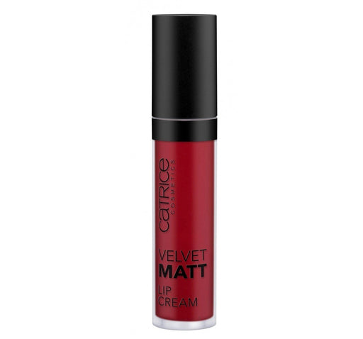 Catrice Velvet Matt Lip Cream 060 Redvolution 3.4ml - O2morny.com