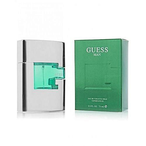 Guess For Men Eau De Toilette 75ml - O2morny.com