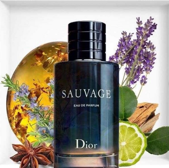 Christian Dior Sauvage Eau De Toilette for Men 100ml