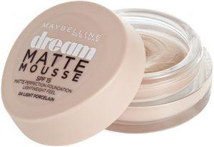 Maybelline New York Dream Matte Mousse Perfection SPF15 Face Foundation