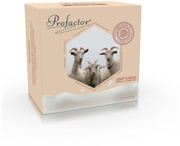 Profactor Goat Milk Soap 150gm - O2morny.com