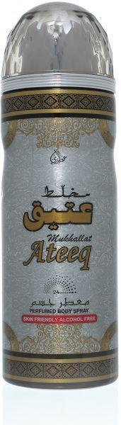 Mukhallat Ateeq Men Spray 200ml