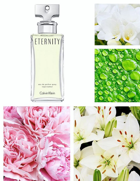 Calvin Klein Eternity Eau De Parfum for Women 100ml - O2morny.com