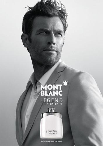 Mont blanc Legend Spirit Eau de Toilette For Men 100ml