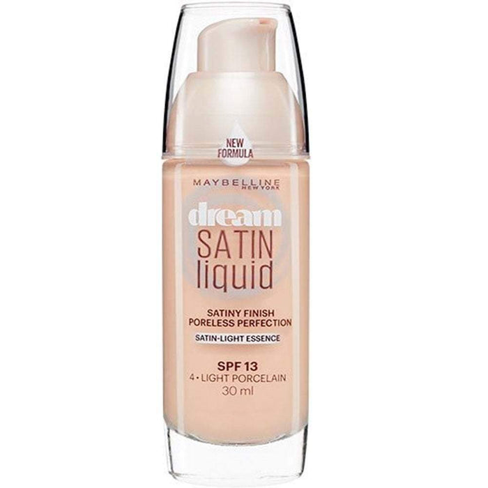 Maybelline New York Liquid Foundation 10 IVORY SPF 13 30 ml