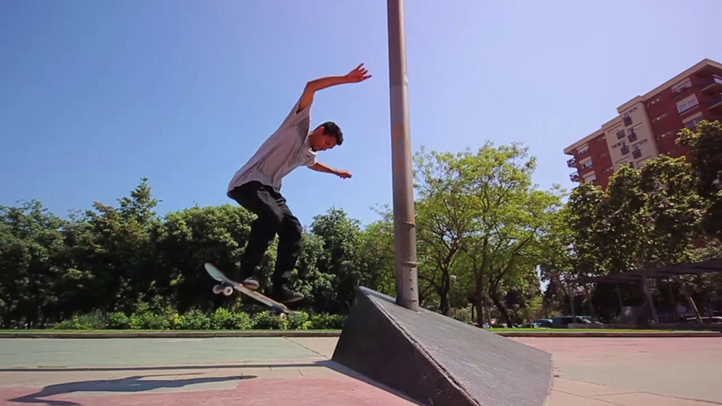 Alex Cardoso's Edit in Barcelona July 2018