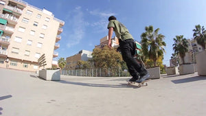 Paradox Skateboards welcomes Stanley Inacio