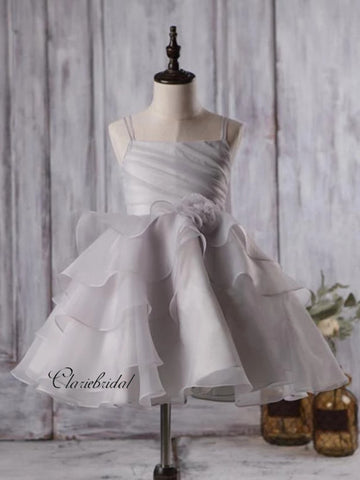 Lovely Girl Wedding Flower Girl Dresses, Little Girl Dresses