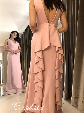 Custom Design Long Prom Dresses, Cheap Prom Dresses, Popular Prom Dresses