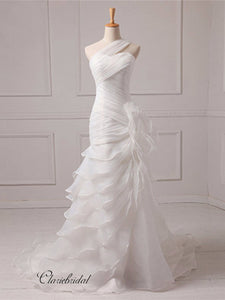 Elegant Unique Design Wedding Dresses, Fancy Fluffy Wedding Dresses, Popular Bridal Gowns