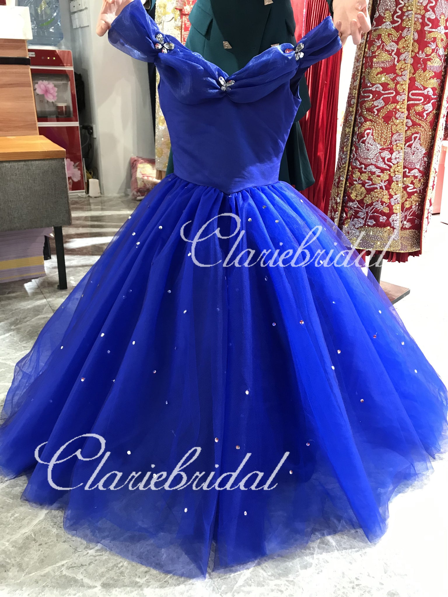 Feedback for Royal Blue Flower Girl Dresses