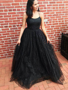 Sequins Fashion Prom Dresses, Popular Long Prom Dresses, 2020 Newest Prom Dresses