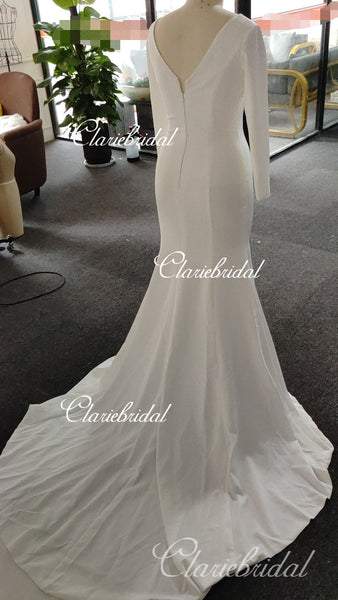 Feedback for Long Sleeves Wedding Dresses