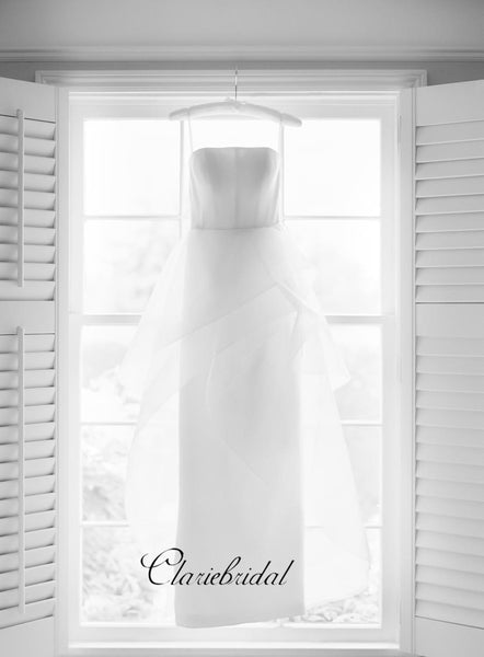 Strapless Wedding Dresses, Unique Wedding Dresses, Popular Bridal Gowns
