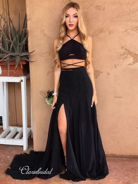 Fashion Long Prom Dresses, School Party Prom Dresses, A-line Newest Prom Dresses