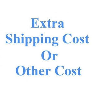 Extra Shipping fee or other cost