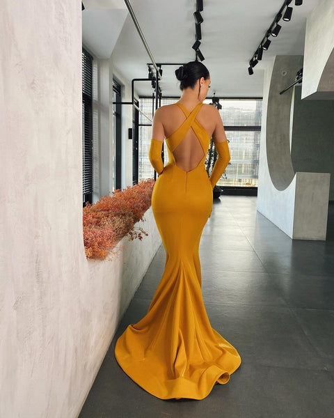 New Arrival Long Mermaid Prom Dresses, Simple Long Prom Dresses, 2021 Prom Dresses, Popular Prom Dresses