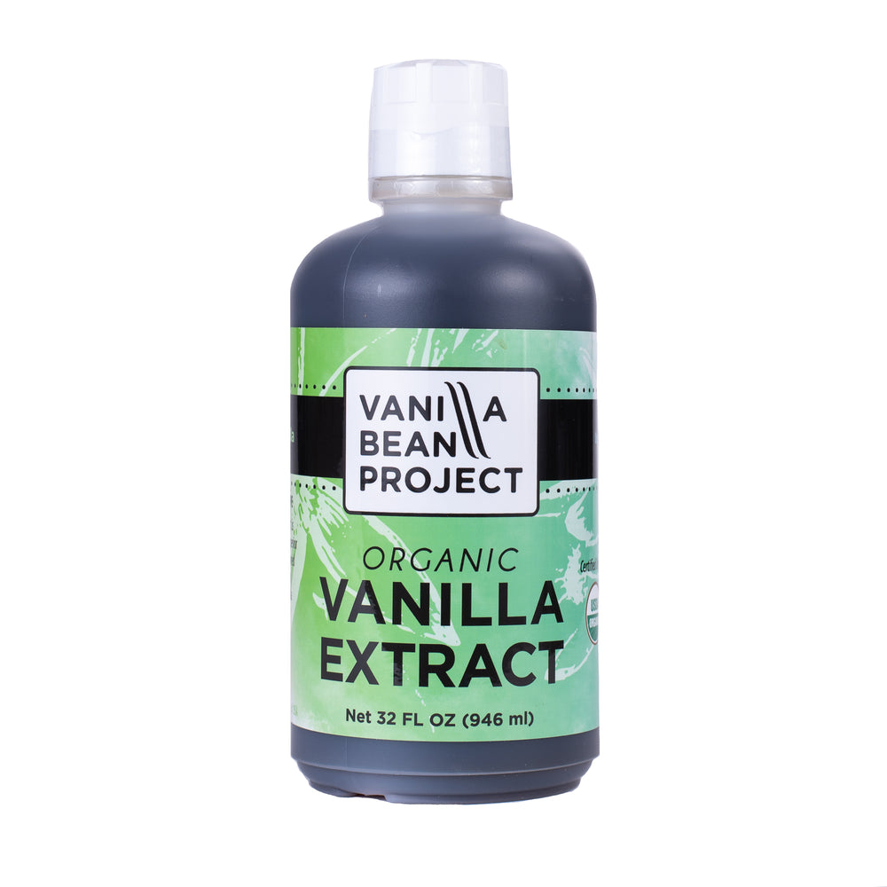 Organic Vanilla Extract 32 ounces