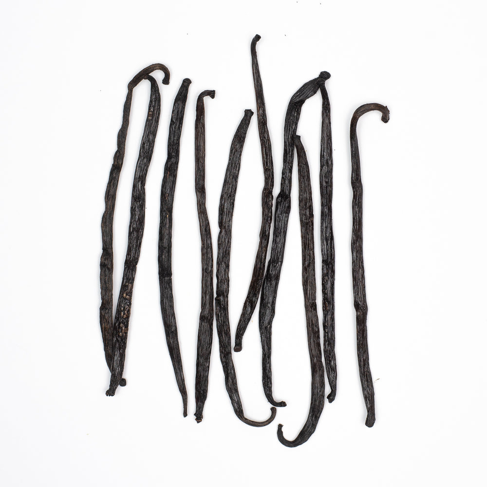 10 Pack Madagascar Whole Vanilla Beans