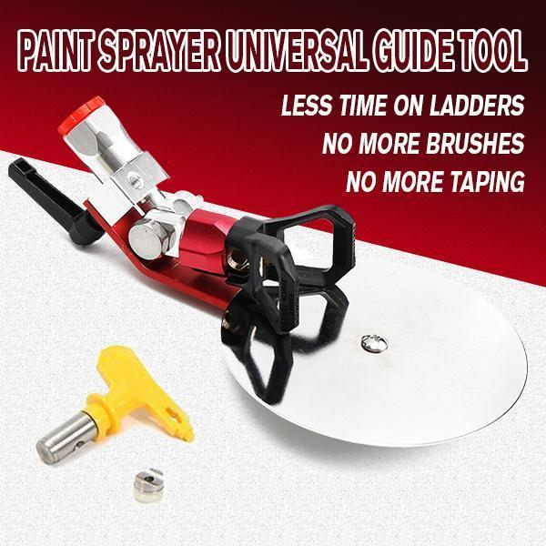 Paint Sprayer Universal Guide Tool(1 Set)
