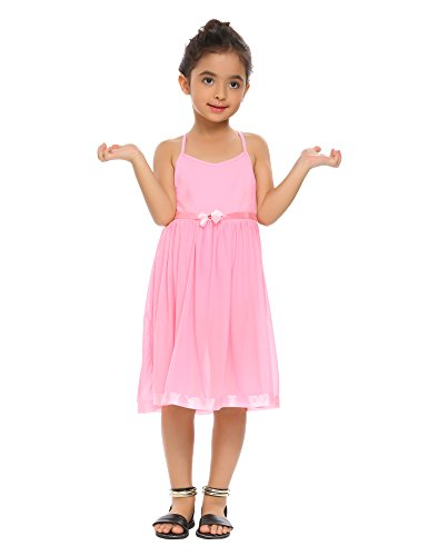 Arshiner Girls Leotard Camisole Tutu Dance Dress