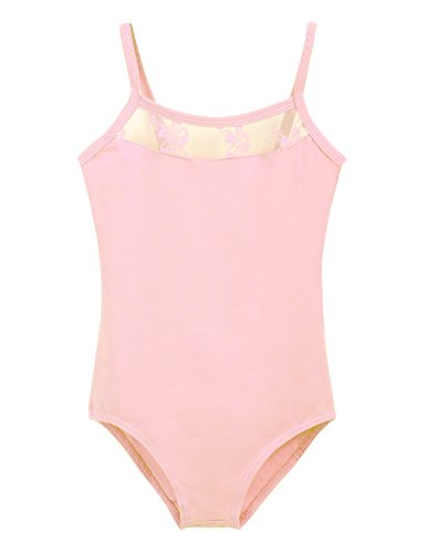Arshiner Girls' Kids Camisole Ballet strap Leotard
