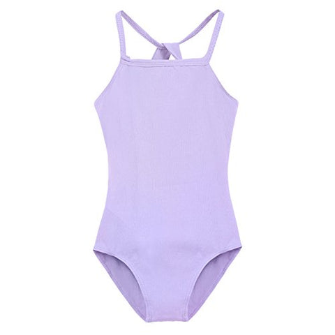 Arshiner Girls'Camisole Leotard