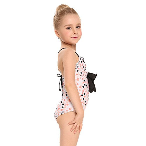 Arshiner Girls' One Piece Swimsuit Bathing Suit