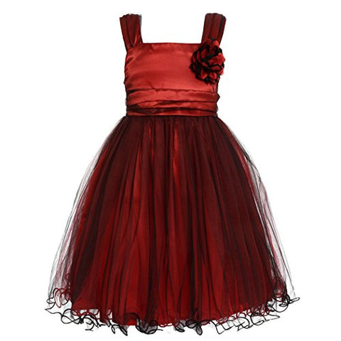 Arshiner Girls Tutu Dress Flower Princess Party Dresses