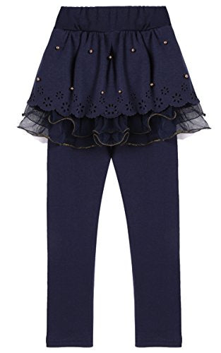 Arshiner Girls Warm Tutu Leggings In Cotton For School or Play