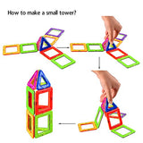 Arshiner Magnetic Sticks Building puzzles Magnetic Toys