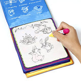 Arshiner Kids Magic Water Drawing Book Coloring Doodle Cloth