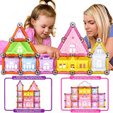 Arshiner Magnetic Building Blocks Educational Stacking Toys