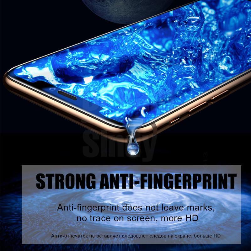 c1a164410c5 100D Curved Edge Full Tempered Glass for iPhone 6 7 8 6S Plus Screen  Protective Film